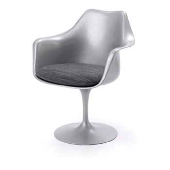 platinum-finsih-eeron-saarinen-tulip-side-chair-with-arms-2-fixed-base